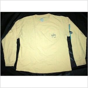 Guy Harvey By Aftco Bluewater Long Sleeve Shirt